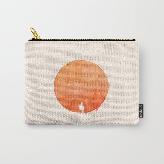 Poor Lonesome Cowboy Carry-All Pouch