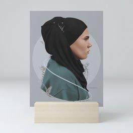 SANA Mini Art Print