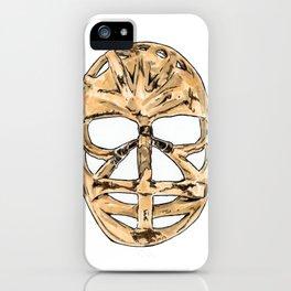 Dryden - Mask 1 iPhone Case