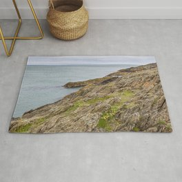 Welsh Coastline Rug