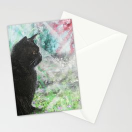 Lulu in the Garden Stationery Cards