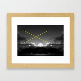 Day 0 Framed Art Print