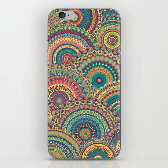 Millefiori Mandala iPhone & iPod Skin
