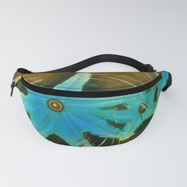 Spin on a Star Fanny Pack