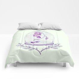 the bell jar Comforters