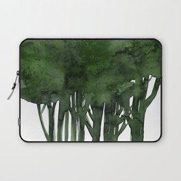 Tree Impressions No.1C by Kathy Morton Stanion Laptop Sleeve