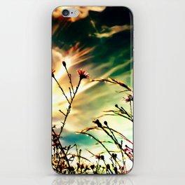 Wildflowers 2 iPhone Skin