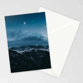 Moonshine - Landscape and Nature Photography Stationery Cards