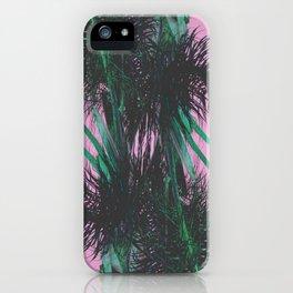 Chroma Palms iPhone Case