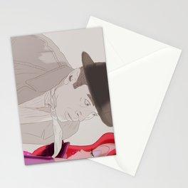 Bob Hoskins Stationery Cards