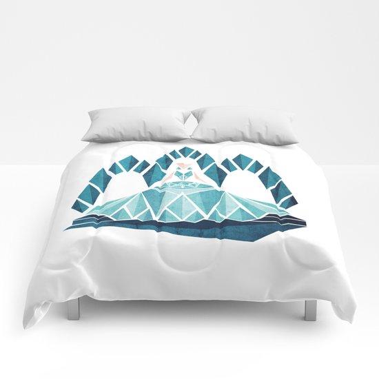 Waiting ( The Snow Queen ) Comforters