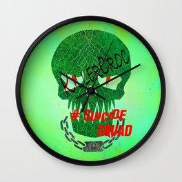 "KILLERCROC ""Suicide Squad"" Wall Clock"