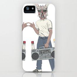 B-Boy Gladiators Squared - 615. iPhone Case