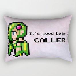 It's Good Bein' A Caller Rectangular Pillow