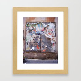 roma 398 Framed Art Print