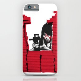 la chinoise iPhone Case
