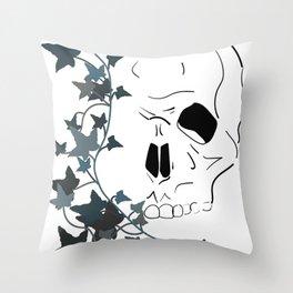 Half Dead Throw Pillow