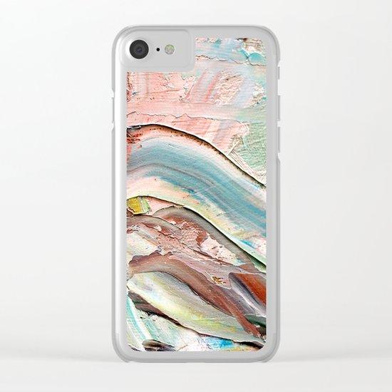 Niagara Falls Canada Love Clear iPhone Case