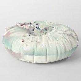 Midwinter Daydream Floor Pillow