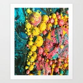 Colorimetric Art Print
