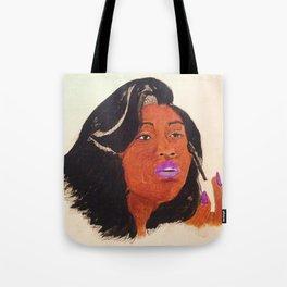 Jazmine Sullivan Tote Bag
