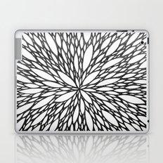 Chrysanthemum Burst Laptop & iPad Skin