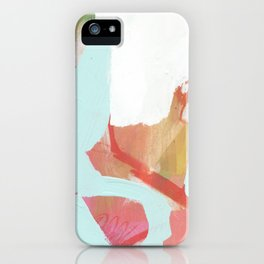Blue Marsh iPhone Case