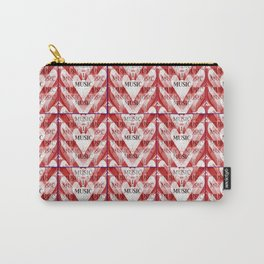 yo amo la música Carry-All Pouch