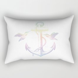 Anchors Rectangular Pillow