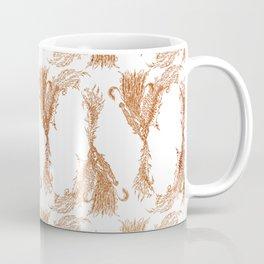 Phoenix in Copper Coffee Mug