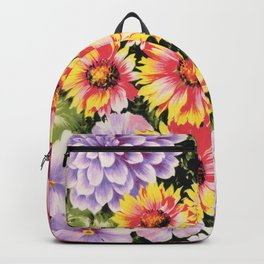 garden glow Backpack