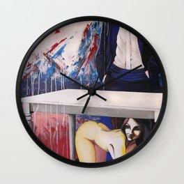 Violetta 641 (Don Giovanni) Wall Clock