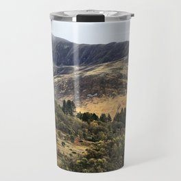 Hills of the Western Highlands, Scotland Travel Mug