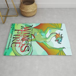 The Hidden Kingdom - Wings Of Fire Rug