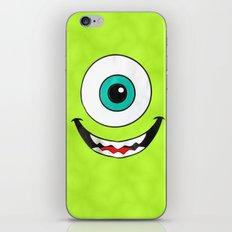 Mike Wazowski iPhone & iPod Skin