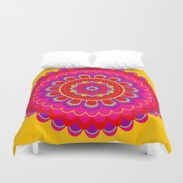 Masala Mandala Duvet Cover