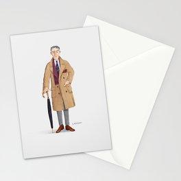 mr. Gray Stationery Cards