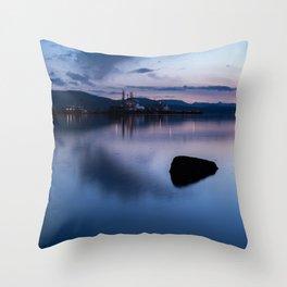 Cresent Throw Pillow