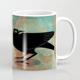 Odin's Ravens Huginn and Muninn Coffee Mug