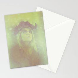 You Pray For Your God To End The Perverse II Stationery Cards