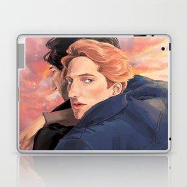 Pink Skies Laptop & iPad Skin