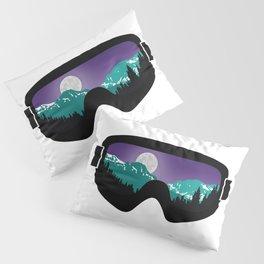 Moonrise Goggles | Goggle Designs | DopeyArt Pillow Sham