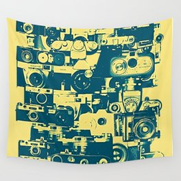 analogue legends Wall Tapestry