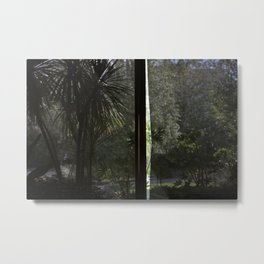 the garden 02 (the lisbon series) Metal Print