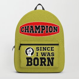 CHAMPION - Since I was born Backpack