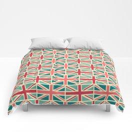 British/UK Flag Pattern Comforters