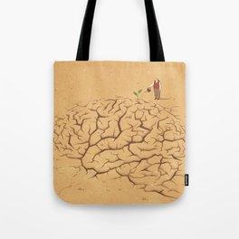 Dry Brain Tote Bag