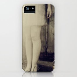 Vanishing iPhone Case