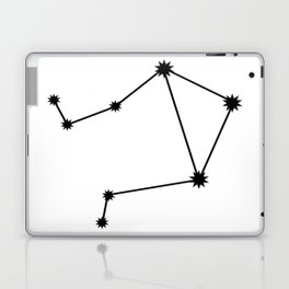 Libra Astrology Star Sign Minimal Laptop & iPad Skin