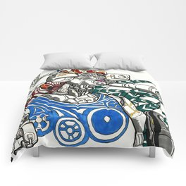 Profile Pic of Sarah Bernhardt Comforters